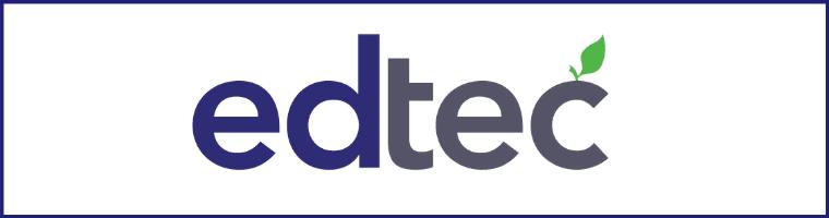 EdTec logo blog post header